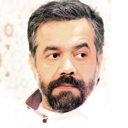 حاج محمود کریمی فاطمیه 95
